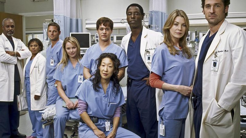 grey's anatomy elenco