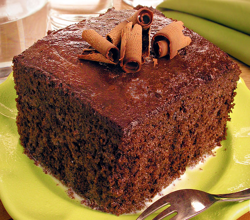Aprenda a fazer uma receita saborosa de bolo de chocolate