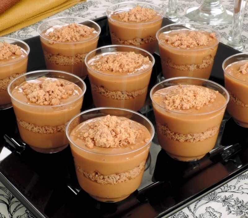 doce mousse