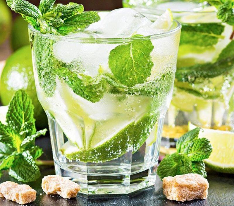 foodlist cocktail mojito