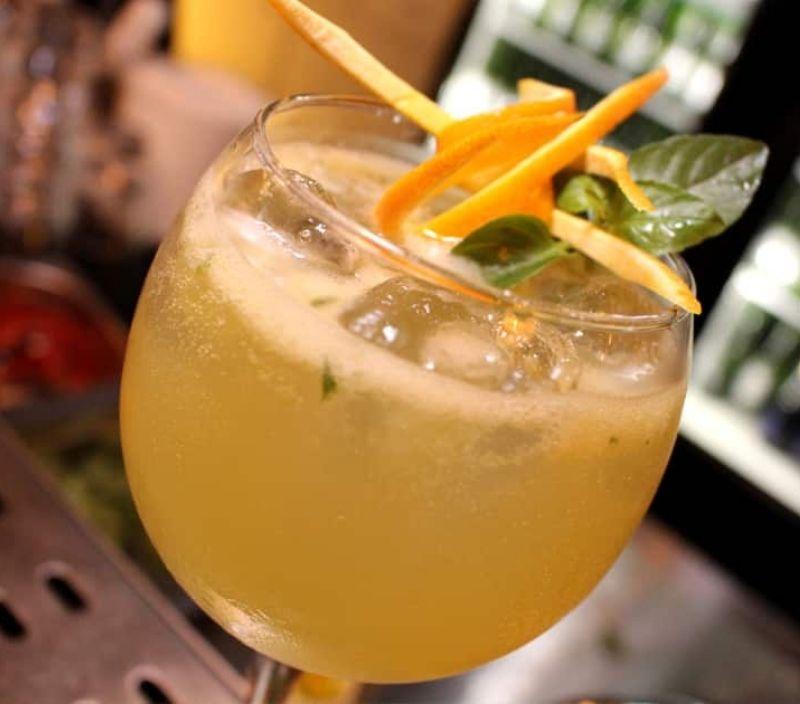 foodlist cocktail spring