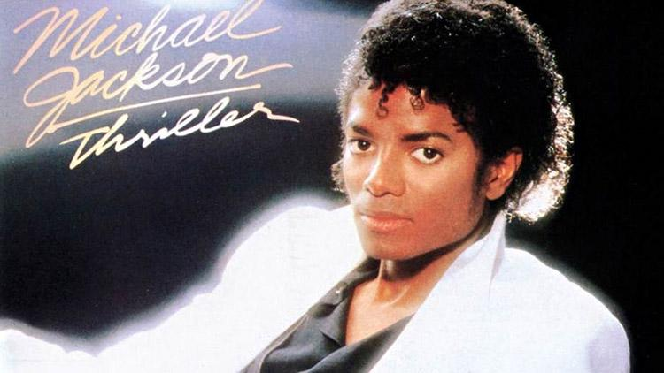 Thriller, Michael Jackson, pop, disco, capa