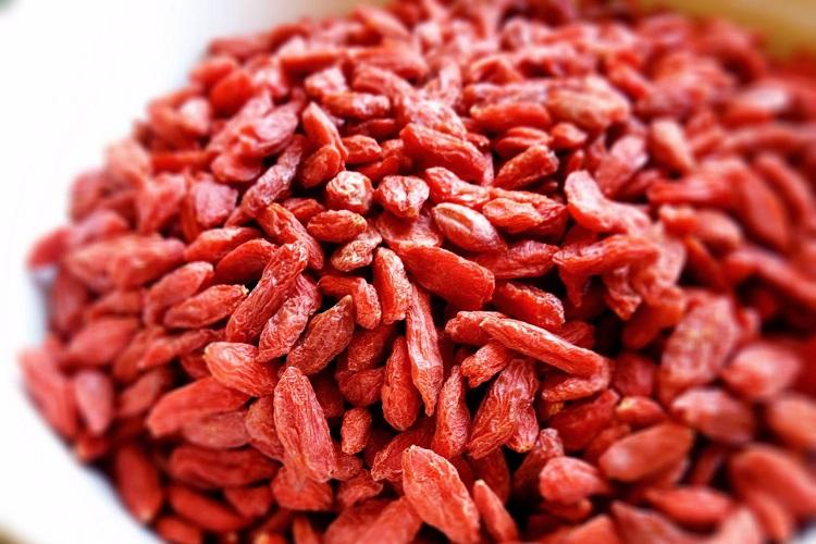 superalimentos: goji berry