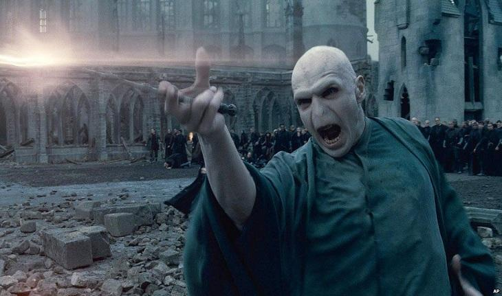 Lord Voldemort, de Harry Potter