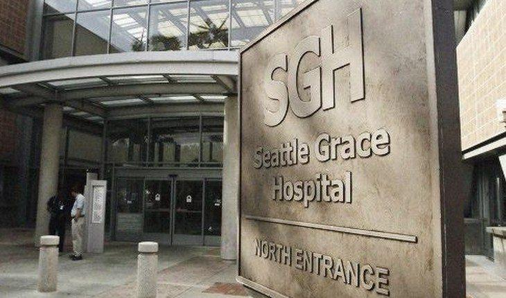 Hospital de Grey´s Anatomy