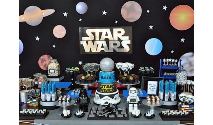 Festa Star Wars: 15 ideias para decorar e divertir a festa